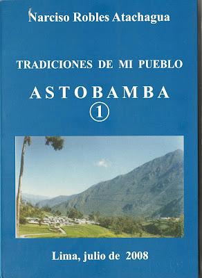 Tradiciones de mi pueblo ASTOBAMBA