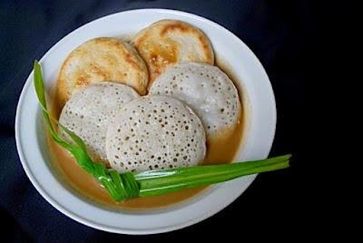 Kue serabi,kue khas indonesia