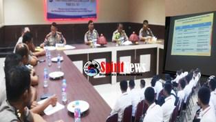 Irwasda Pimpin Sidang Kelulusan Kesamaptaan Catar Akpol di SPN Batua Makassar