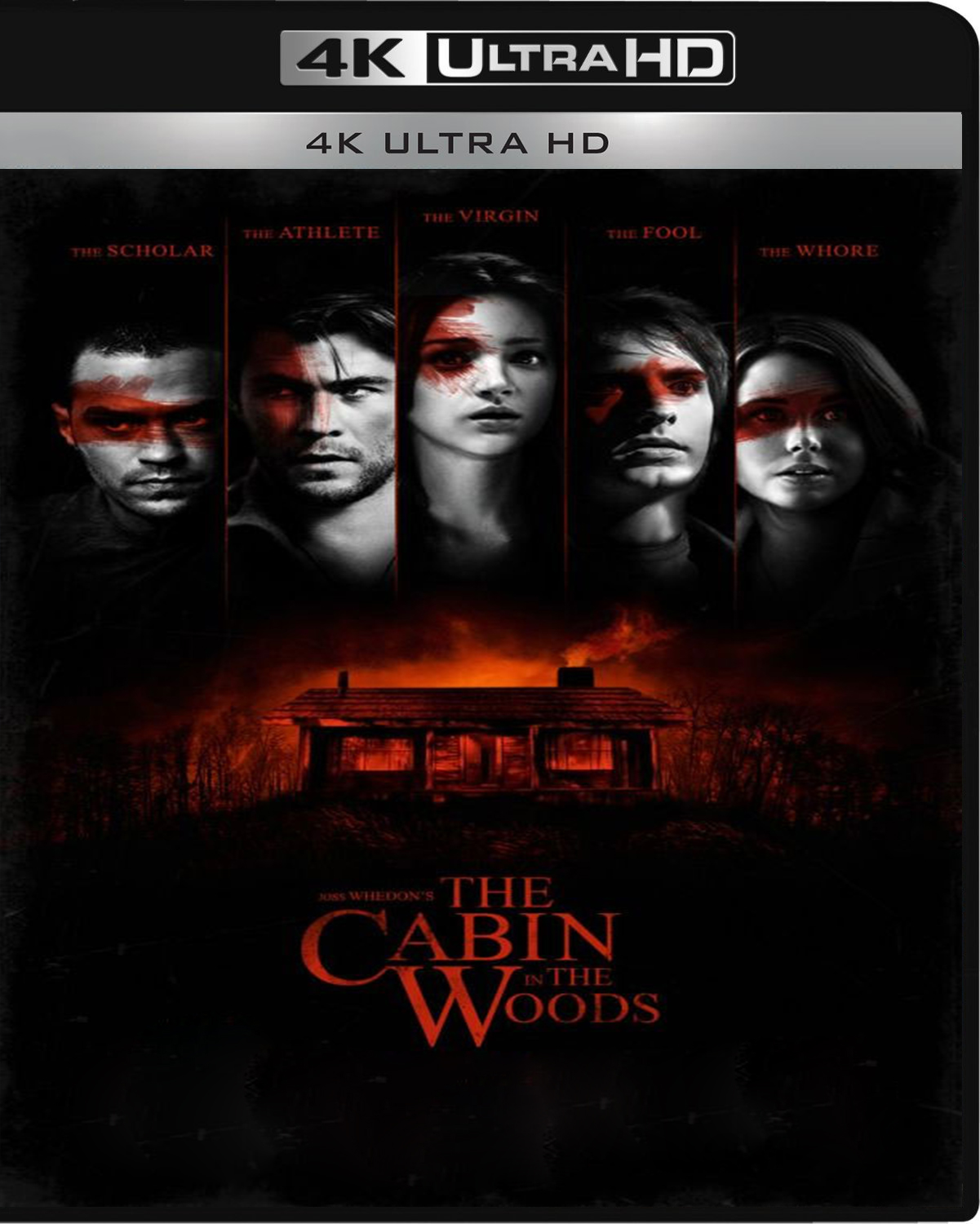 The Cabin in the Woods [2012] [UHD] [2160p] [Subtitulado]
