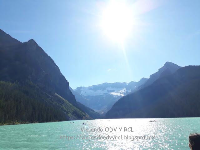 Moraine Lake, Banff- Canada. Montañas Rocosas Canadienses