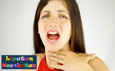 Tips Mengatasi Suara Hilang, Tips Mengatasi Serak, Tips Mengatasi Sakit Tenggorokan,