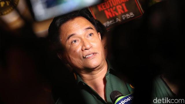PBB Menang dan Masuk Pemilu 2019, Yusril Ihza Mahendra Ditawarkan jadi Cawapres Jokowi