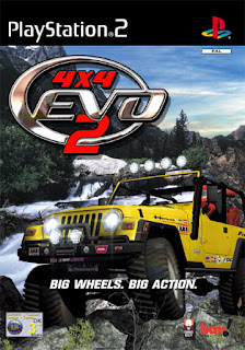 4x4 EVOLUTION 2 -  PS2