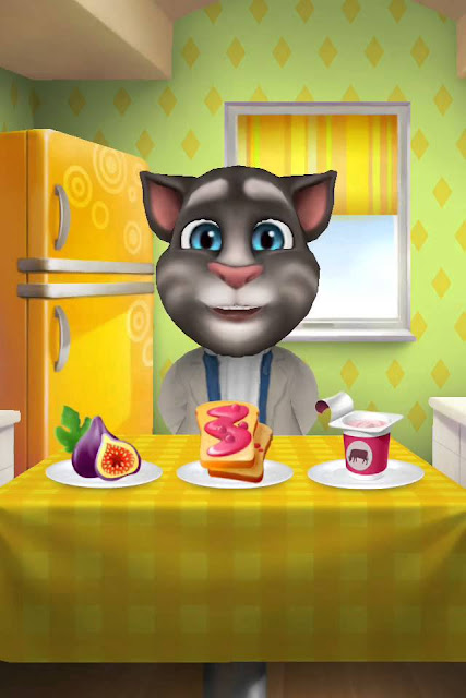 Download Kucing Bicara (Talking Tom)