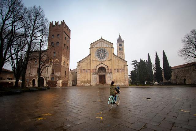 Basilica di San Zeno maggiore-Verona
