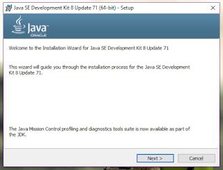 تحميل برنامج jdk 32 bit