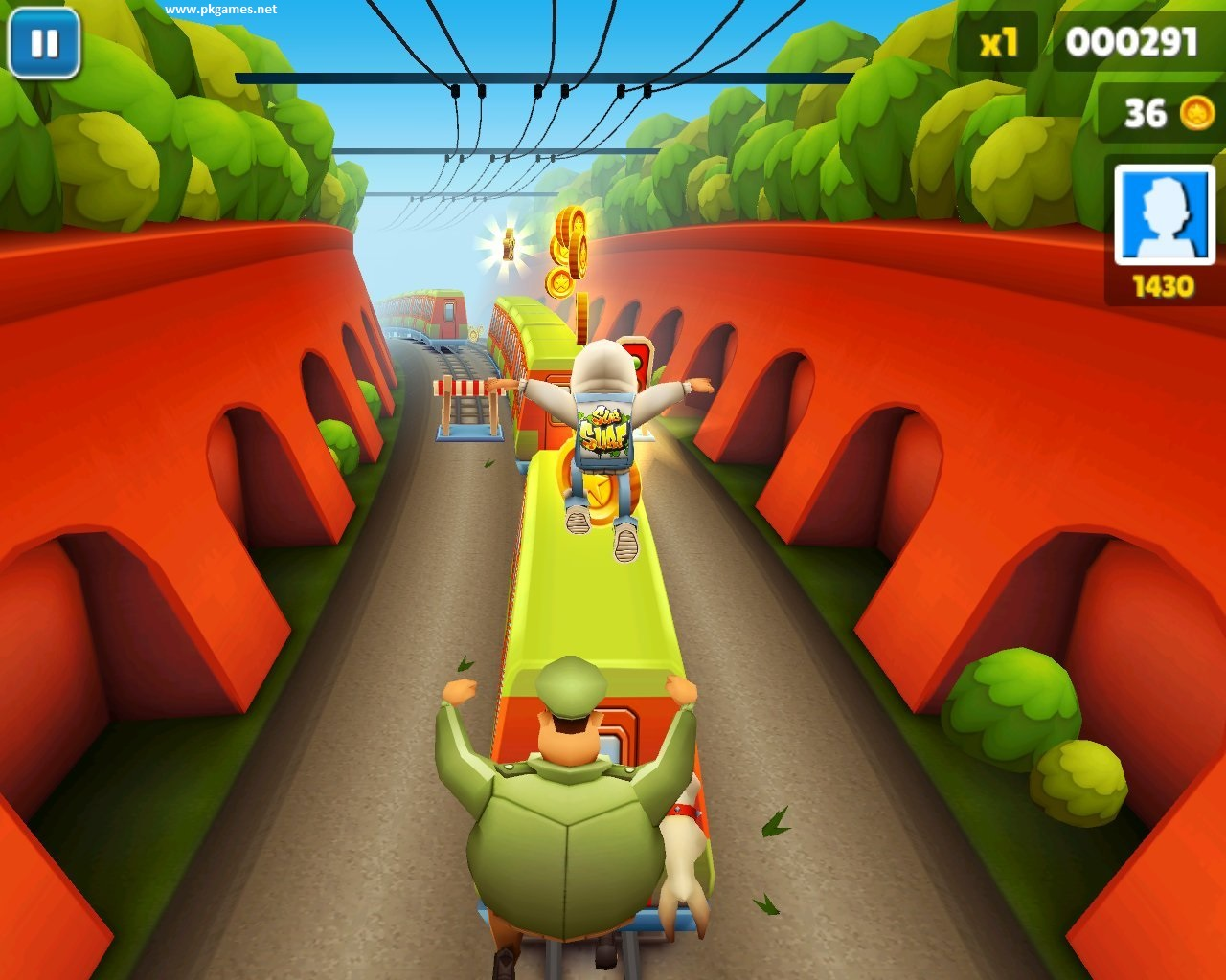 Free Download PC Games and Software: Subway Surfers PC ...