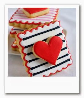 galletas san valentin receta