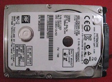 jual hdd internal hitachi 320gb