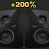 طريقة تضخيم و رفع الصوت للملفات الصوتية بواسطة برنامج AIMP4