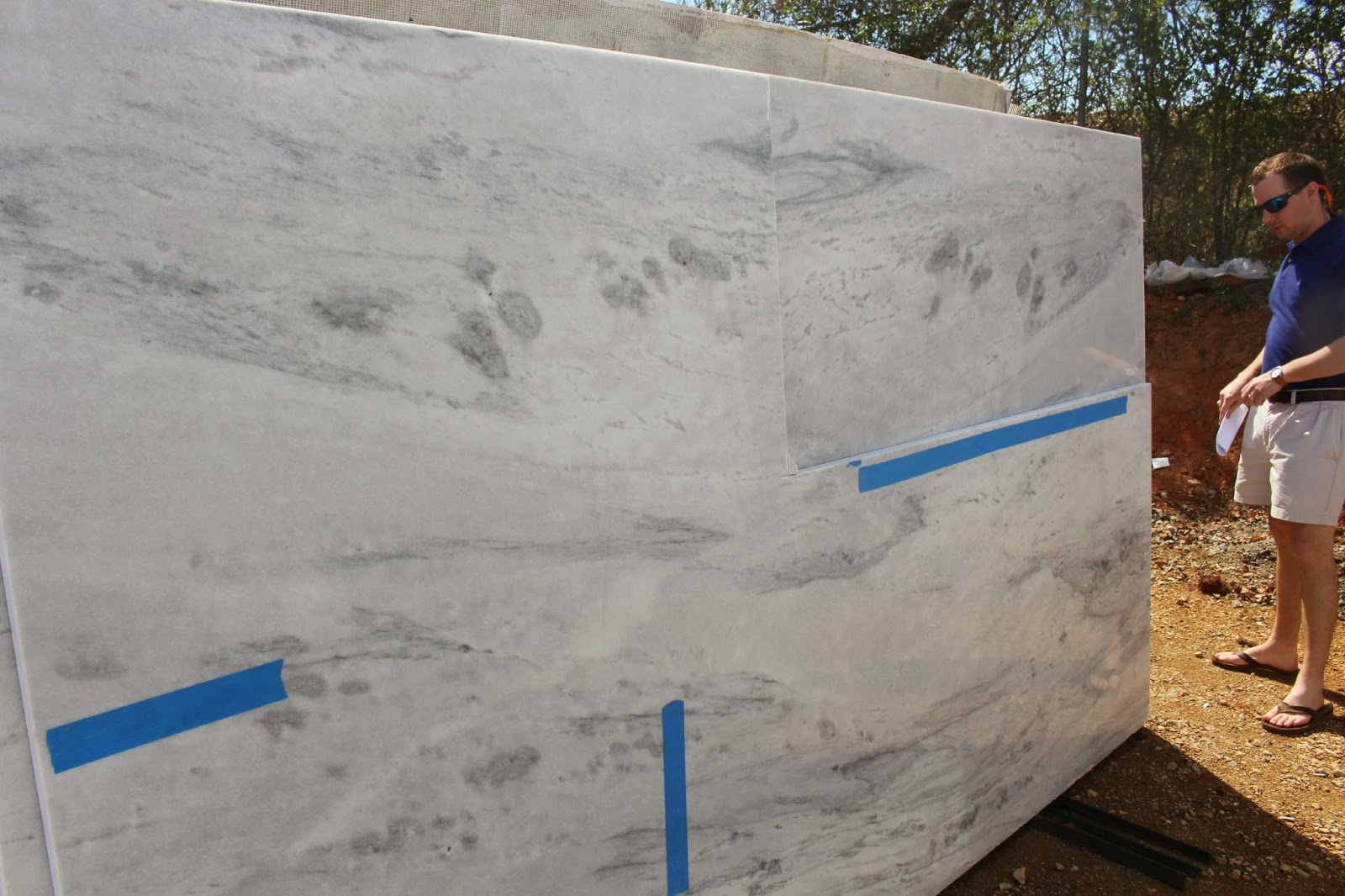 The great counter top search olive and tate for Carrara marble slab remnants