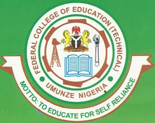 FCE(T) Umunze 2018/2019 ACADEMIC SESSION NCE ADMISSION Has commenced, see qualifications and courses