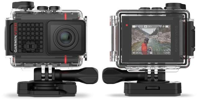 كاميرا VIRA ULTRA 30 بتوقيع Garmin