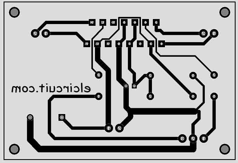 1000W Driver Power Amplifier Namec TEF t