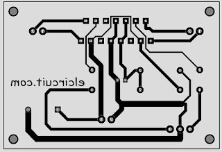 TDA7297 Power Amplifer PCB layout
