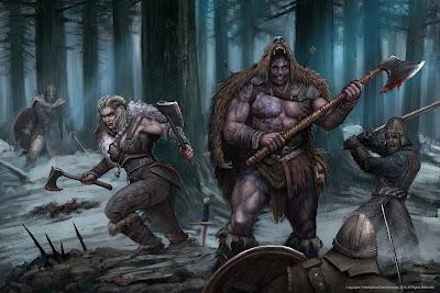 Viking Berzerkers