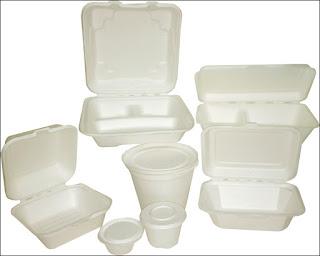 Pro-kontra pemakaian styrofoam bagi kesehatan.