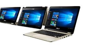 ASUS VivoBook Flip TP301, Laptop Notebook ASUS Berteknologi Terkini