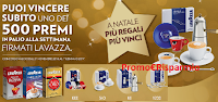 Logo Con Lavazza a Natale vinci 3.000 premi: più regali e più vinci