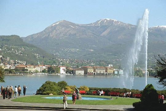 Lugano, Swiss
