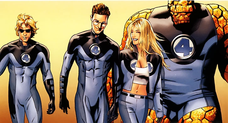 Asal-Usul Ultimate Fantastic Four dari Marvel Comics