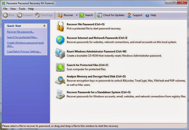 Passware excel password recovery key 6 5 918 download   Passware