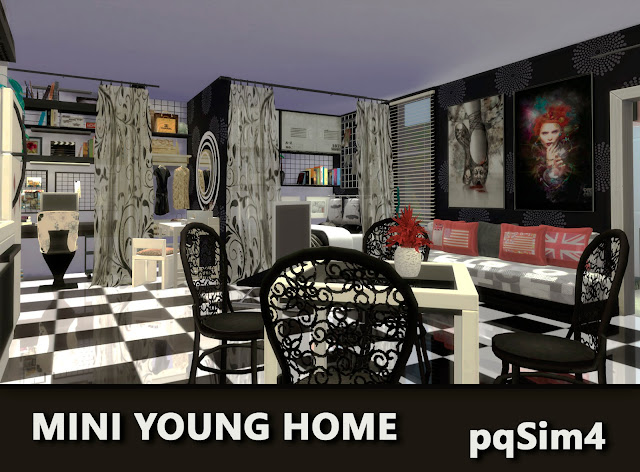 Mini Young Home.Interior 1