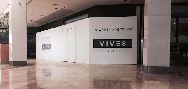 Próxima apertura VIVES Shoes Gran Casa Zaragoza