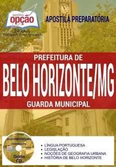 Apostila GM-BH - Guarda Municipal de Belo Horizonte
