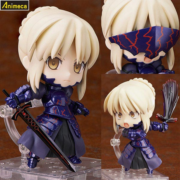 FIGURA SABER ALTER NENDOROID SUPER MOVABLE EDITION Fate/stay night