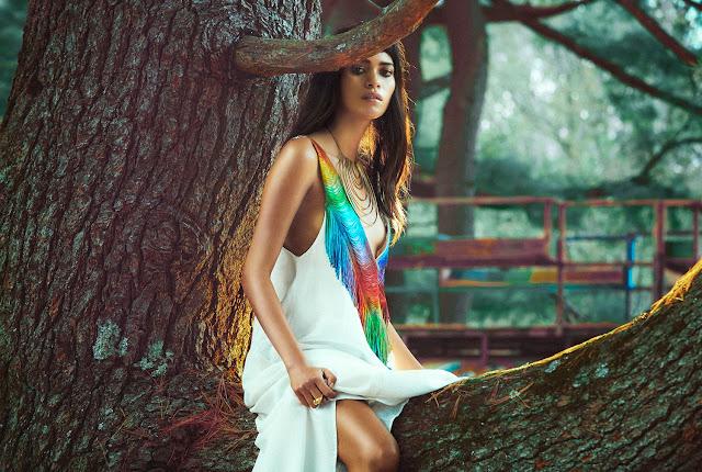 mara hoffman,look book,mode,summer 2015,resort 2015,maillot de bain,bathing suit,catskills,rainbow