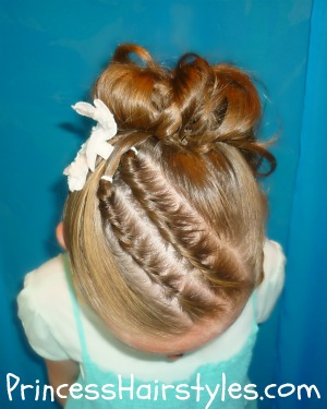 prom hairstyles formal updo
