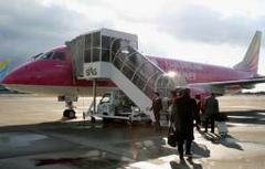 小型ジェット機1日1往復、名古屋~新潟便就航
