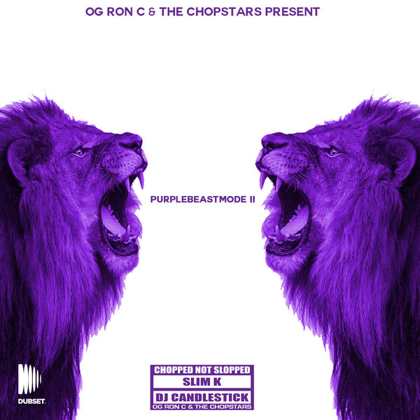 OG Ron C - Purple Beast Mode II Chopped Not Slopped (DJ Mix) (Album) [iTunes Plus AAC M4A]
