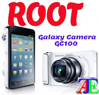 root galaxy camera EK-GC100 Android v. 4.1.1 KitKat