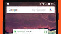Rispondere ai messaggi da ogni schermata o dal centro notifiche