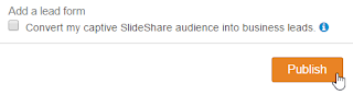 Cara Upload di SlideShare