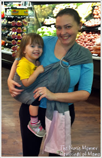 Comfy Joey Ring Sling Giveaway Ends 11 6 Everything