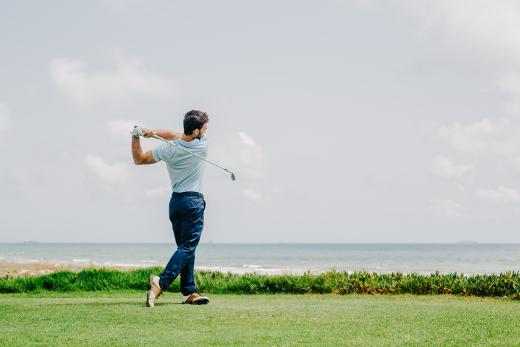 Turisme promociona la Comunitat Valenciana en el torneo de golf Nordea Masters de Suecia