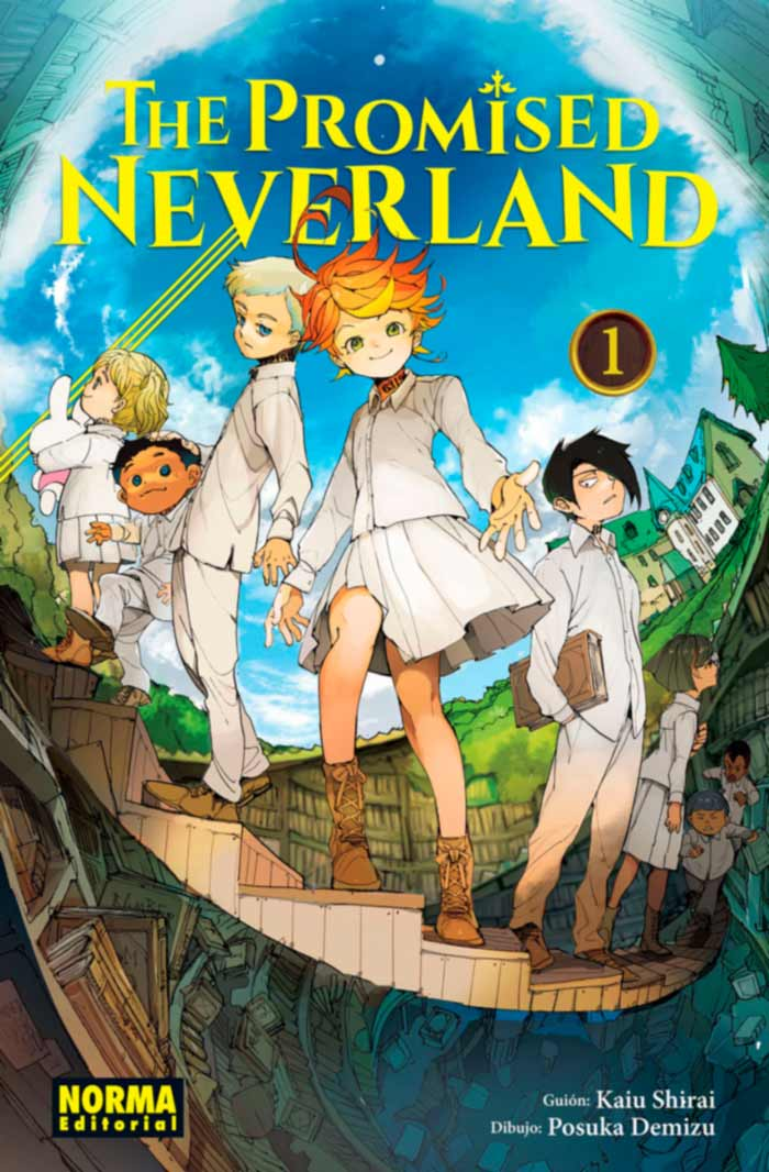 The Promised Neverland - Norma Editorial
