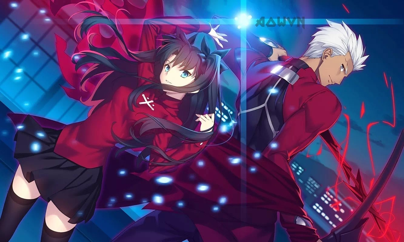 AowVN.org min%2B%25281%2529 - [ Anime 3gp Mp4 ] Fate Stay Night Unlimited Blade Works BD SS1 + SS2 + Special | Vietsub - Cực Đỉnh