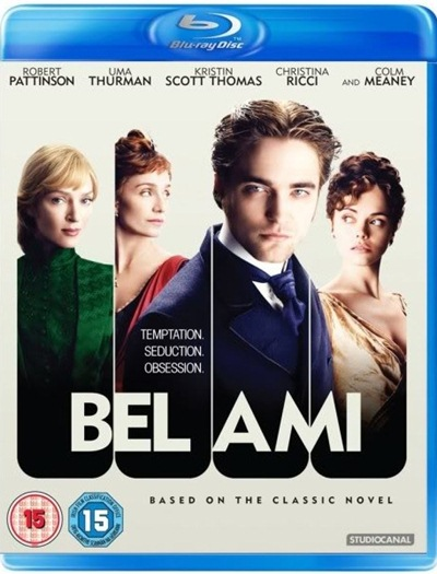 Bel Ami: El Seductor 1080p HD Latino