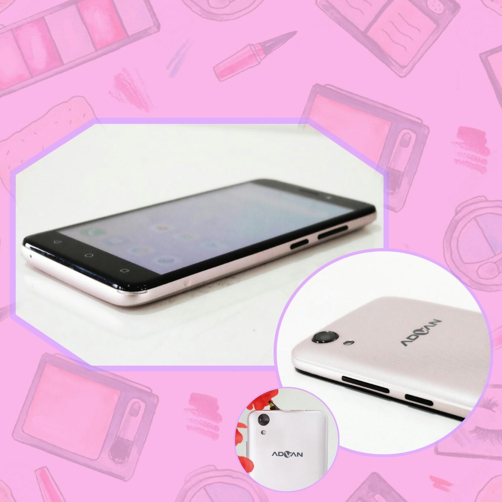 Uni Dzalika: Keunggulan Produk Lokal ADVAN S50 4G UNLIMITED