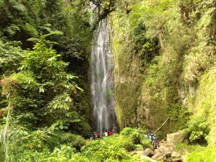 Taal Falls in Tampakan