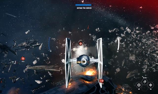 Star Wars Battlefront II: opportunitée ratée.