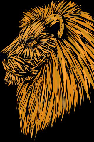 Imp Images Free Lion Live Iphone Wallpapers