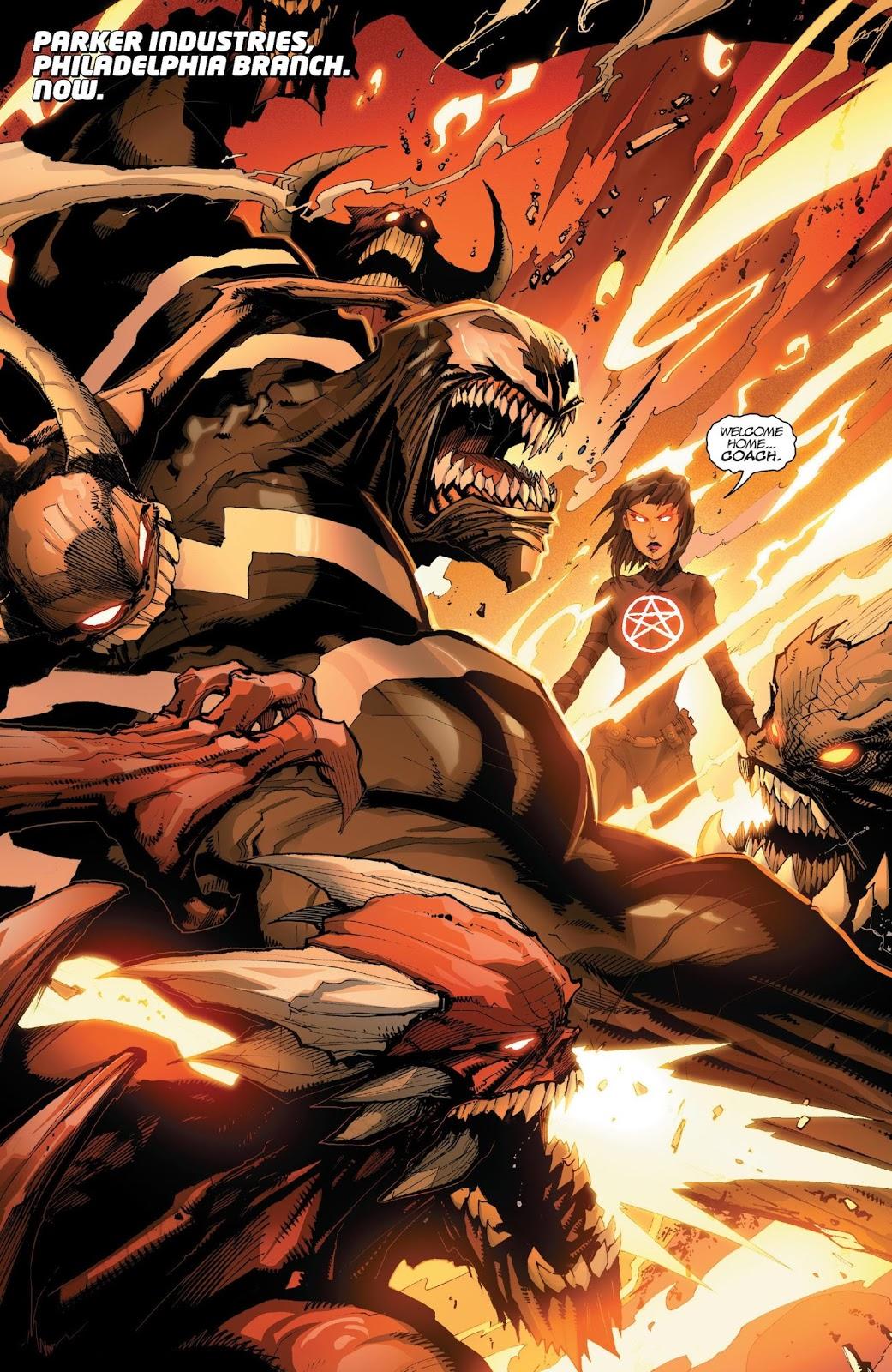 Weird Science Dc Comics Venom Space Knight 13 Review