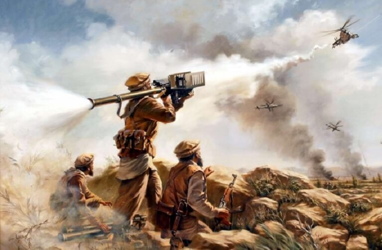 Soviet Afghanistan War