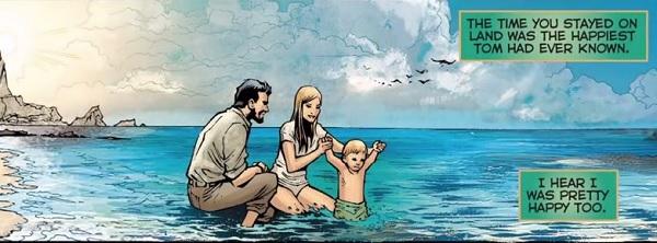Masa Kecil Aquaman